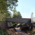 Lingzidi Bridge / Rural Urban Framework Courtesy of Rural Urban Framework