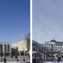 Strawscraper / Belatchew Arkitektur Before and After; Strawscraper / Belatchew Arkitekter