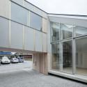 house in Nagahama / comma design office © Takumi Ota