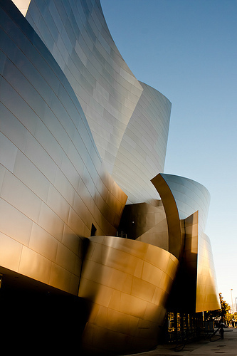 Disney Hall / Gehry Partners