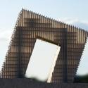 Hotel + Congress Center Proposal / OOIIO model 01