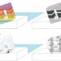 Hotel + Congress Center Proposal / OOIIO diagram 01