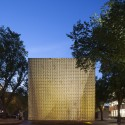 The Old Market Square Stage / 5468796 Architecture © James Brittain