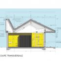 School Classroom / Loïc Picquet Architecte Detail