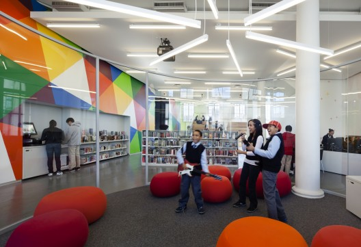 Aia Ala Library Building Awards Archives Arquitectura