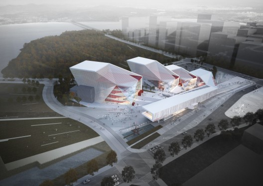Courtesy of H Architecture + Haeahn Architecture