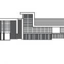 Brampton Soccer Centre MacLennan Jaunkalns Miller Architects Elevation