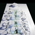 Green Valley Project Proposal / Schmidt Hammer Lassen Architects model 02