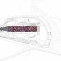 Teatro Auditorio Gota de Plata / Migdal Arquitectos Site Plan