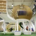 طراحی دفتر شرکت 360HQ