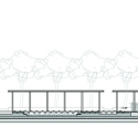 Redevelopment of the New Coast of Thessaloniki / Prodromos Nikiforidis - Bernard Cuomo Elevation