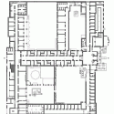 Qasr Garden Museum / Experimental Branch of Architecture Ground Floor Plan