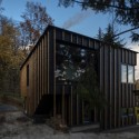 Black Magic House / T2.a Architects © Zsolt Batár