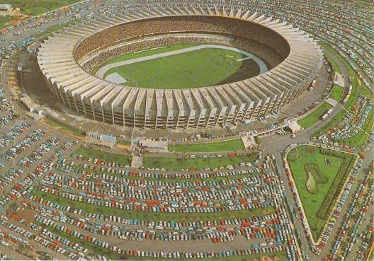 Mineirão Stadium / BCMF Arquitetos | ArchDaily