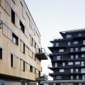 Ginko Eco-Neighbourhood Housing / Nicolas Laisné + Christophe Rousselle © Philippe Ruault