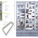 City Cultural Center Competition Entry / Georges Batzios Architects + Sparch facade system