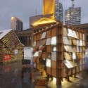 Emergency Shelter Winning Design / Nic Gonsalves + Nic Martoo © Scott Burrows