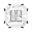 GPT / Woods Bagot Floor Plan