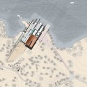 'The Lodge on the Lake' Third Prize Winning Proposal / Nic Moore + Monica Earl site plan