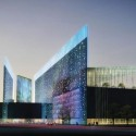 City Cultural Center Comeptition Entry / Williamson Architects Courtesy of Williamson Architects