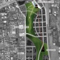 City Cultural Center Comeptition Entry / Williamson Architects urban context diagram