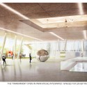 Taichung Cultural City Center Competition Entry / de Architekten Cie. Courtesy of de Architekten Cie.