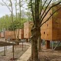 Hameau de Plantoun / Agence Bernard Bühler © Vincent Monthiers
