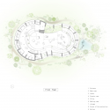 Peanuts / Uid Architects First Floor Plan