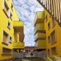 Residence Origami / Agence Bernard Bühler © Vincent Monthiers