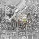 Residence Origami / Agence Bernard Bühler Site Plan