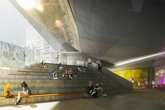 Montreal Museum Of Fine Arts Pavilion 5 Finalist Proposal