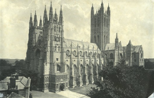 Canterbury cathedral receiver general