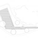 SUTD Library Pavilion / City Form Lab Plan Section