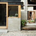 Wood and the Dog / StudioErrante Architetture Courtesy of StudioErrante Architetture