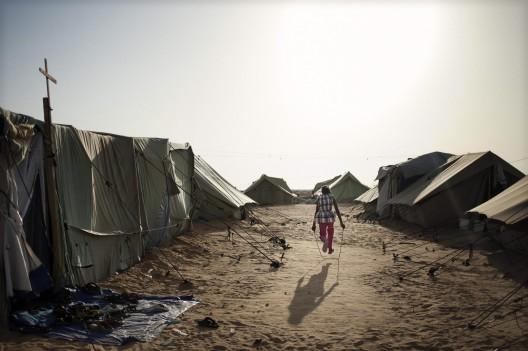 A Refugee Camp Is a City / World Refugee Day 2013