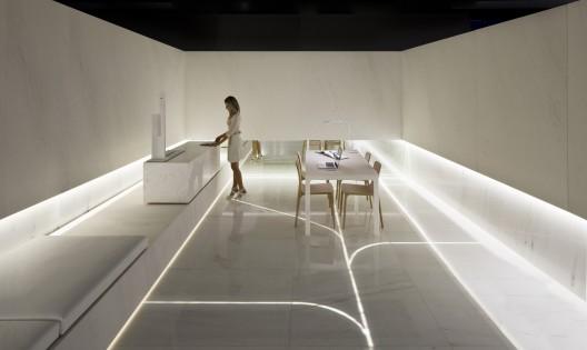 طراحی داخلی سالن نمایش،(Showroom)