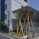 Nousfit Warehouse / Hideo Horikawa Architect & Associates © Katsuhisa Kida