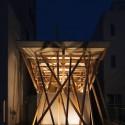 Nousfit Warehouse / Hideo Horikawa Architect & Associates © Katsuhisa Kida
