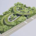 In Progress: Farming Kindergarten / Vo Trong Nghia Architects Rendering