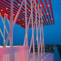 Circuit of The Americas / Miró Rivera Architects Courtesy of Miró Rivera Architects