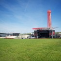 Circuit of The Americas / Miró Rivera Architects © Ted Parker, Jr. | Circuit of the Americas