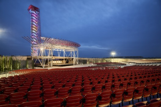 Circuit Of The Americas Mir 243 Rivera Architects Archdaily
