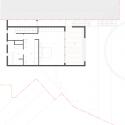 Ferrum House / Mark Merer + Landhouse Second Floor Plan
