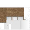 Ferrum House / Mark Merer + Landhouse West Elevation