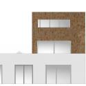Ferrum House / Mark Merer + Landhouse South Elevation