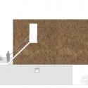 Ferrum House / Mark Merer + Landhouse East Elevation