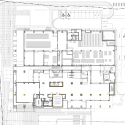 National Museum of Korean Contemporary History / JUNGLIM Architecture First Floor Plan