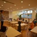 Mokumoku Kindergarten / 16A Inc. © Tatsuya Ogawa