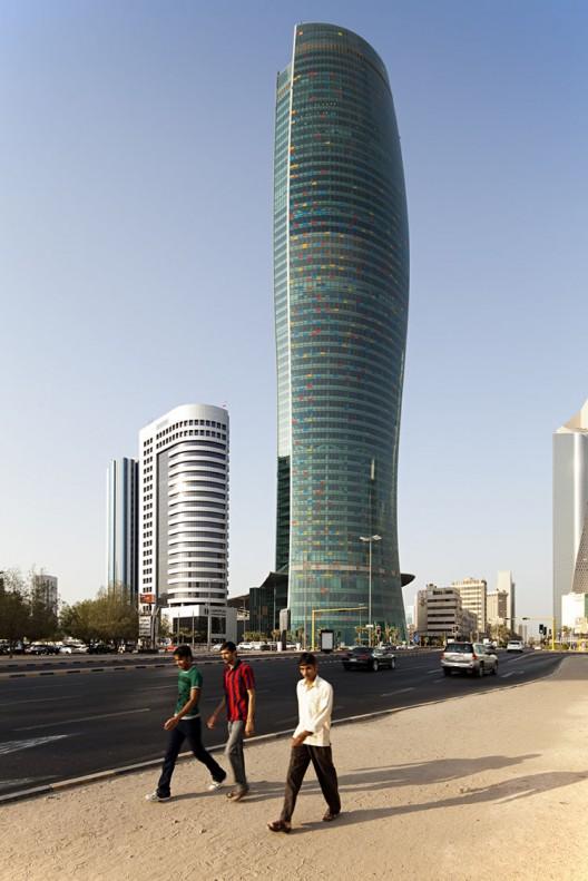 برج کیپکو،طراحی برج