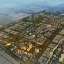 Madong Masterplan Winning Proposal / HYHW Architects Courtesy of HYHW & Space Syntax